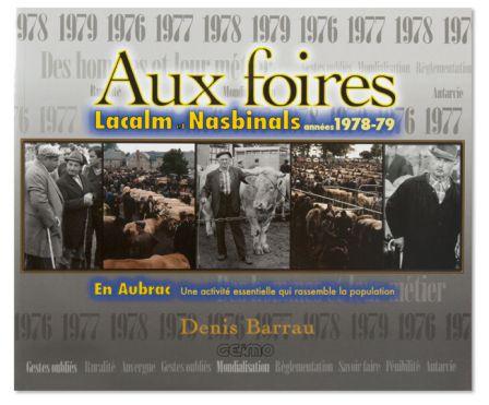 Aux foires - Lacalm @ Nasbinals années 1978-79