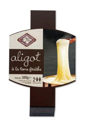 Fourreau Aligot Les Fromagers Cantaliens