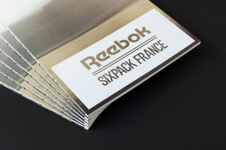 Lookbook Reebok x Sixpack, agence My Name Is