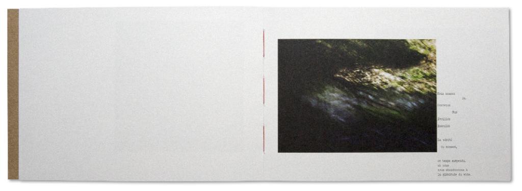 Fragment, Delphine Maury, intérieur