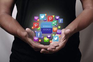 Visiblilité sur les réseaux sociaux