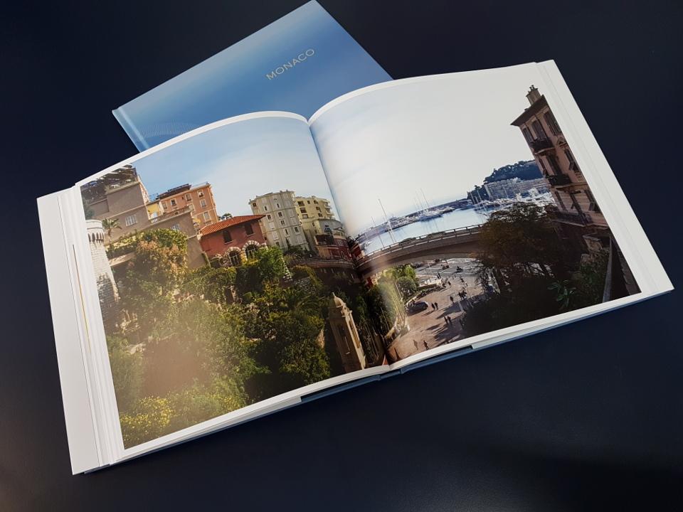 Monaco, Jean-Baptiste Leroux, Editions de La Martinière, intérieur
