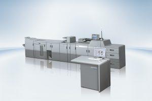 Linoprint CV, Heidelberg, presse numérique Escourbiac l'imprimeur