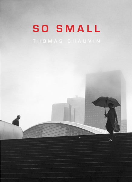 So Small, Thomas Chauvin, couverture