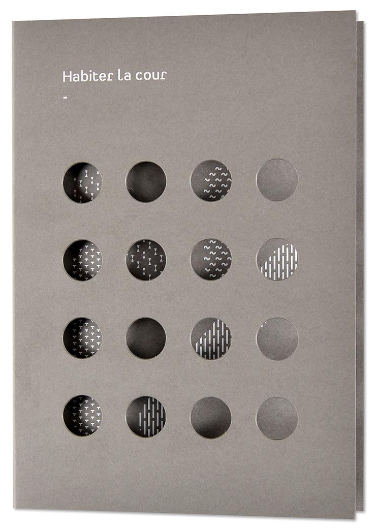 Habiter la cour, actionnage n°11, collectif, Sometimes Studio, couverture