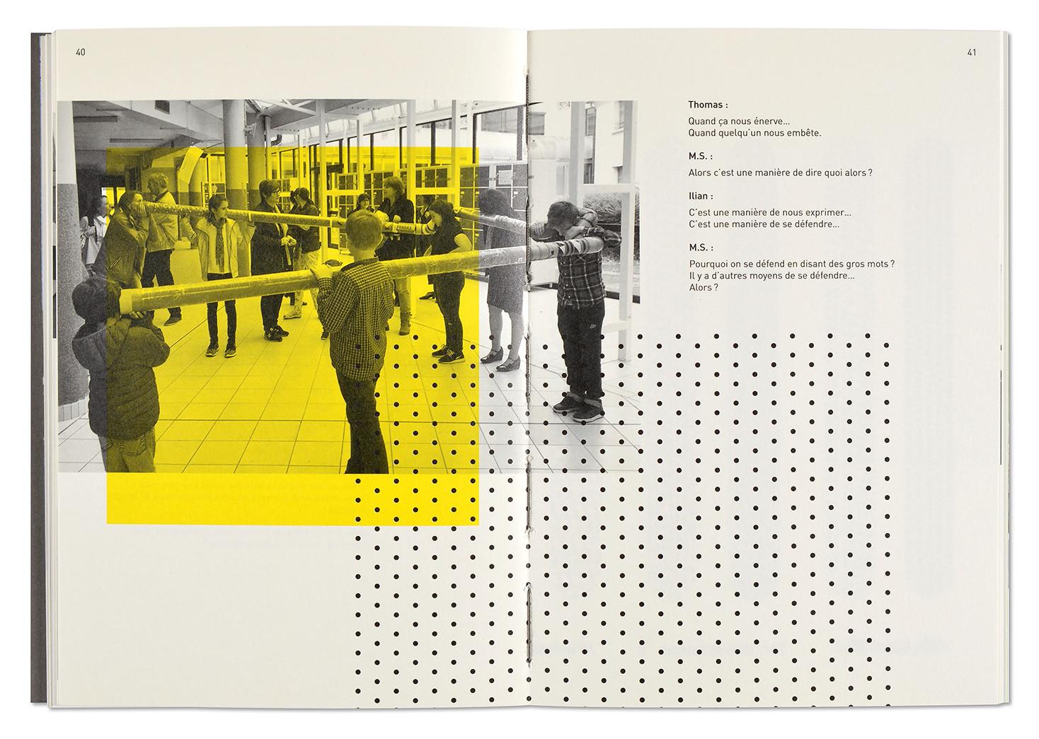 Habiter la cour, actionnage n°11, collectif, Sometimes Studio, intérieur