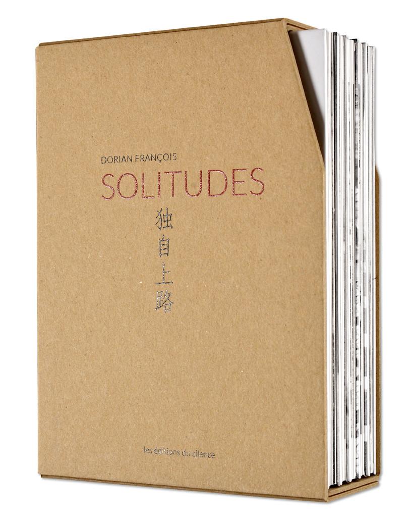 Solitudes, Dorian François, coffret sérigraphié