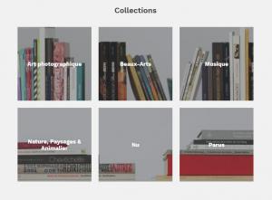 Achevé d'imprimer, plateforme de ventes en ligne de livres d'art et de photographie achevés d'imprimer chez Escourbiac