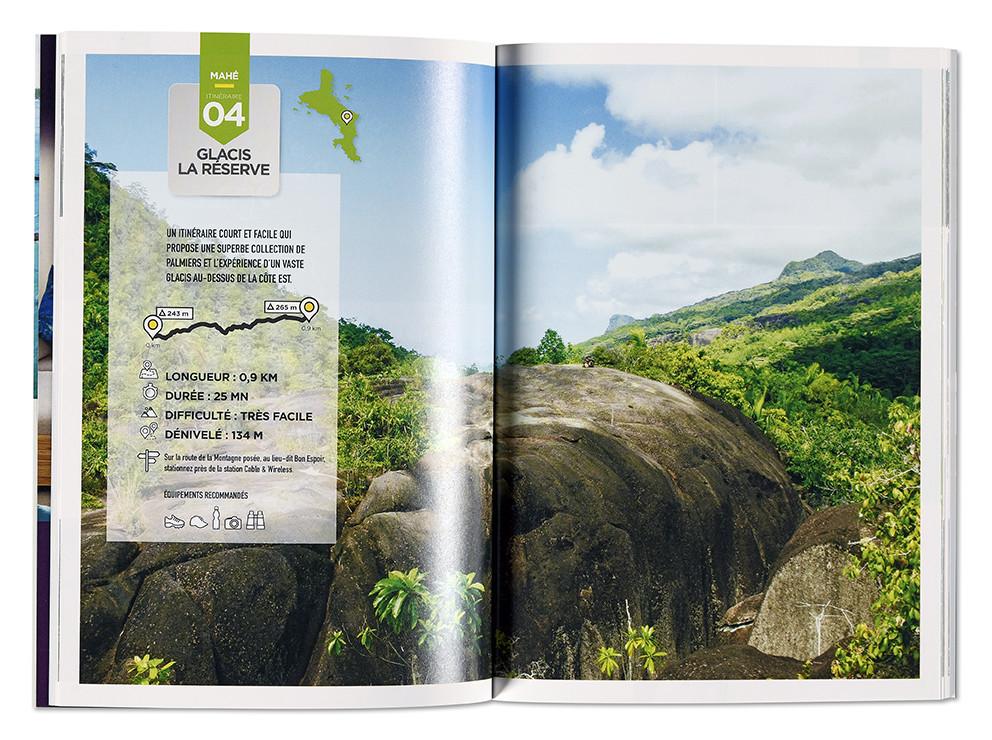 Randonner aux Seychelles, Rémi Rayon & Romain Latournerie, intérieur
