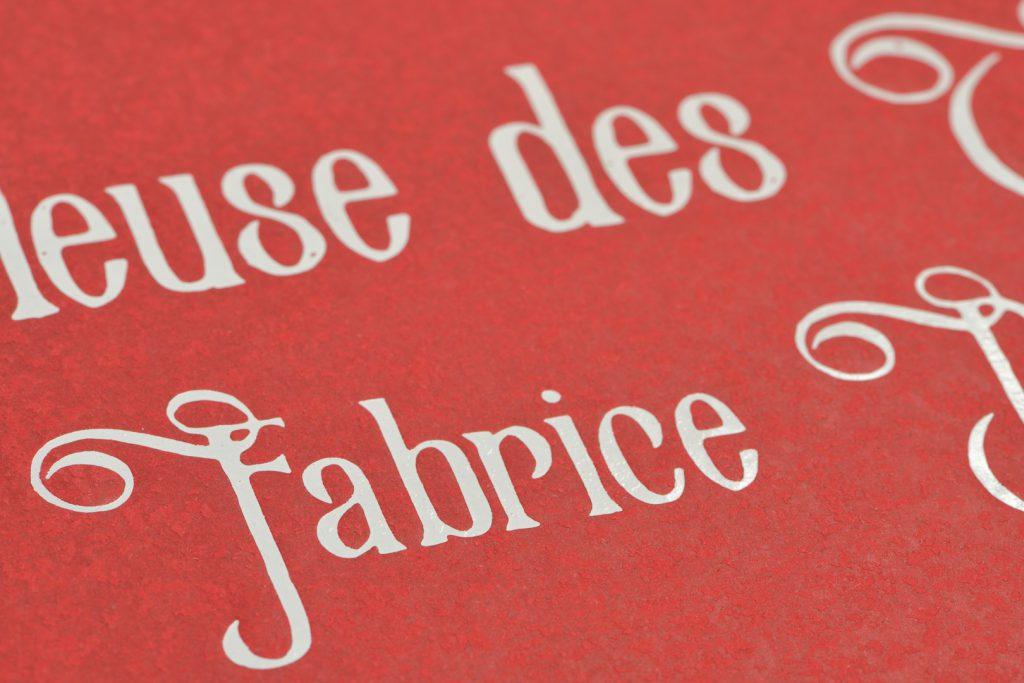Coffret et livre Veilleuse des songes, Fabrice Dang, zoom coffret