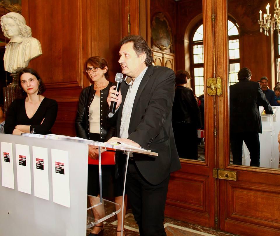 Cérémonie Prix Niepce Gens d'Images 2018