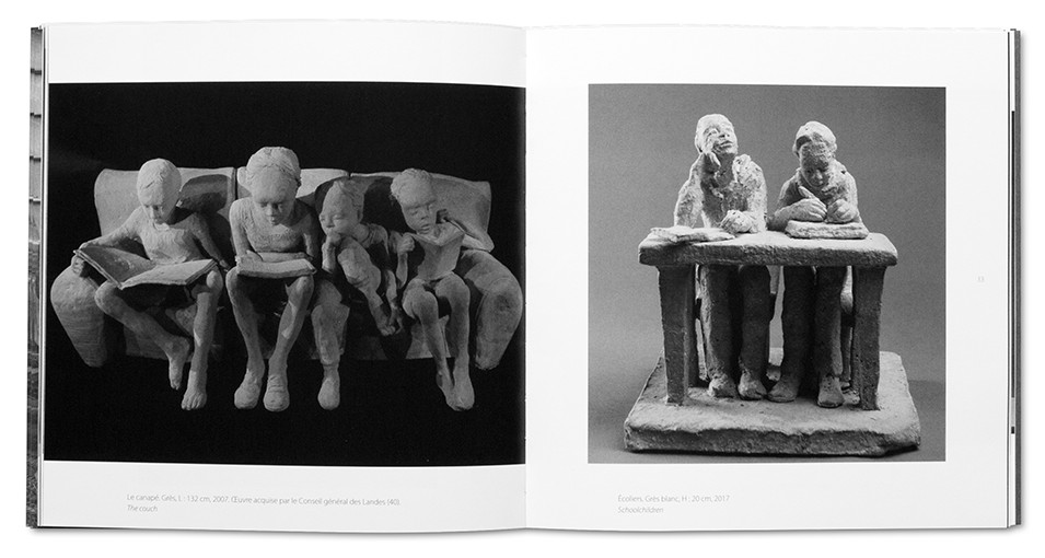 Laure Gaudebert, Sculpteure, Artfolage, intérieur