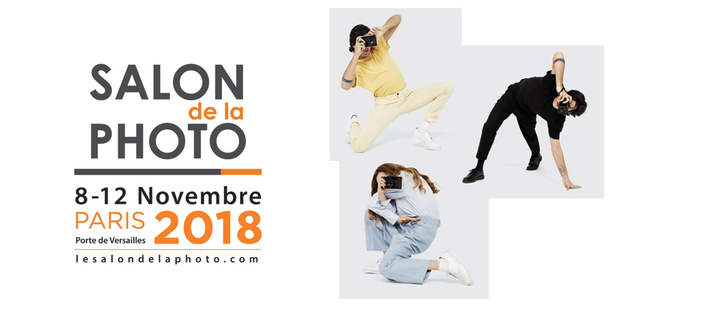 Salon de la Photo 2018, Paris