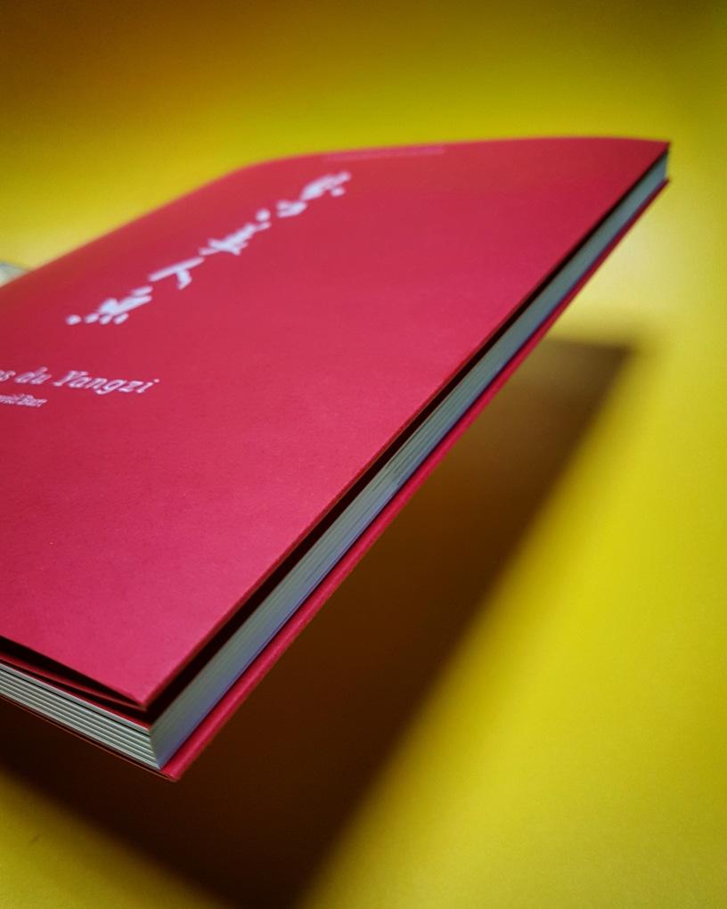 Les Sirènes du Yangzi, Anne Murat & David Bart, Connaissance du Monde, couverture