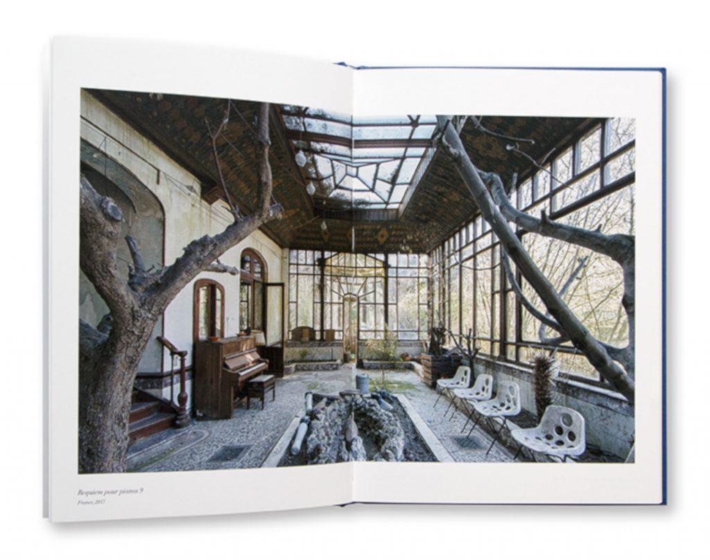 Requiem pour pianos, Romain Thiery, intérieur