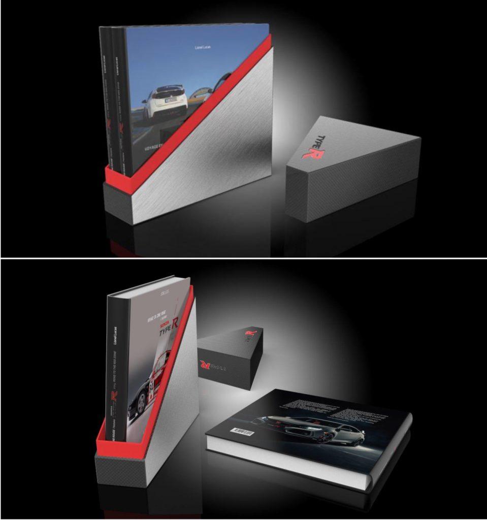 Succès et autoédition - rencontre du troisième type : honda type R, Projet Coffret 2 volumes