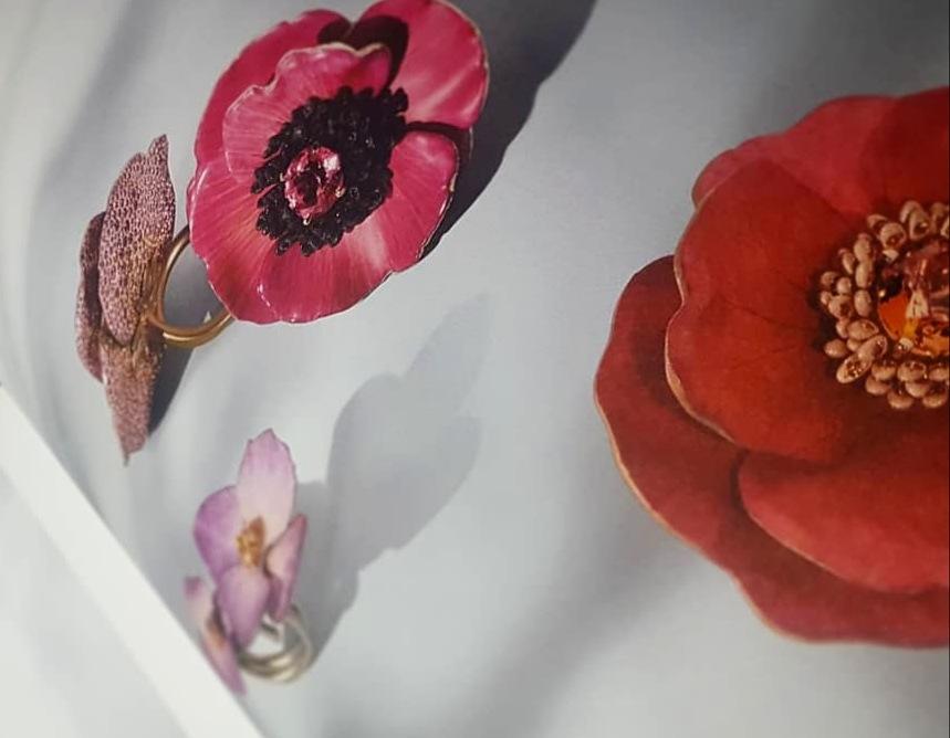 Boucheron, joaillier libre, beau livre, Collection Nature Triomphante