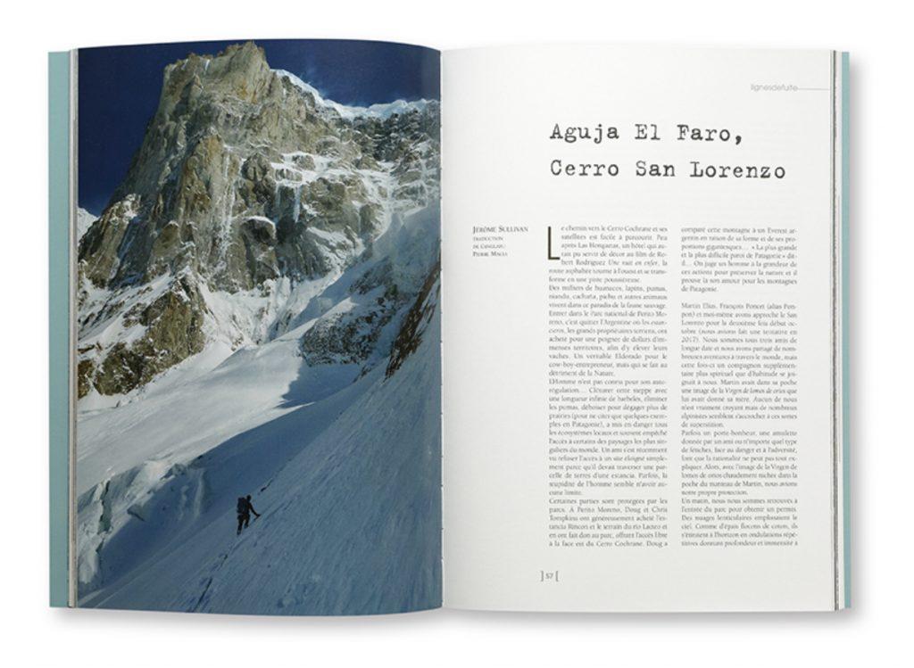 Passe Murailles N°3 - 03.2019, magazine, éditions de la Maison de la Montagne, intérieur