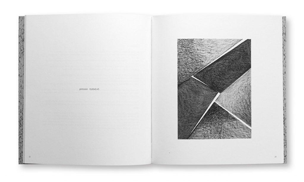 Bertrand Créac'h, sculptures et dessins, éditions FL', intérieur