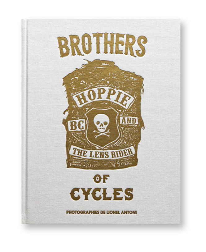 Brothers of Cycles, Lionel Antoni, Photopaper, Couverture