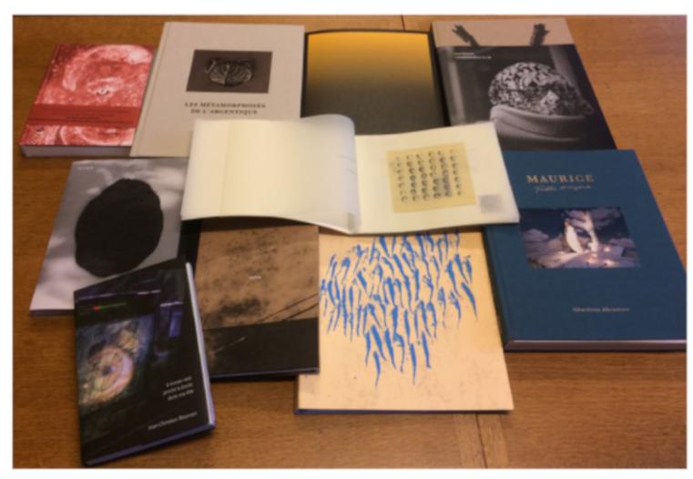 Les 10 livres sélectionnés pour le Prix Nadar Gens d'Images 2019