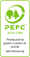 Certification PEFC Escourbiac 10.31.1393