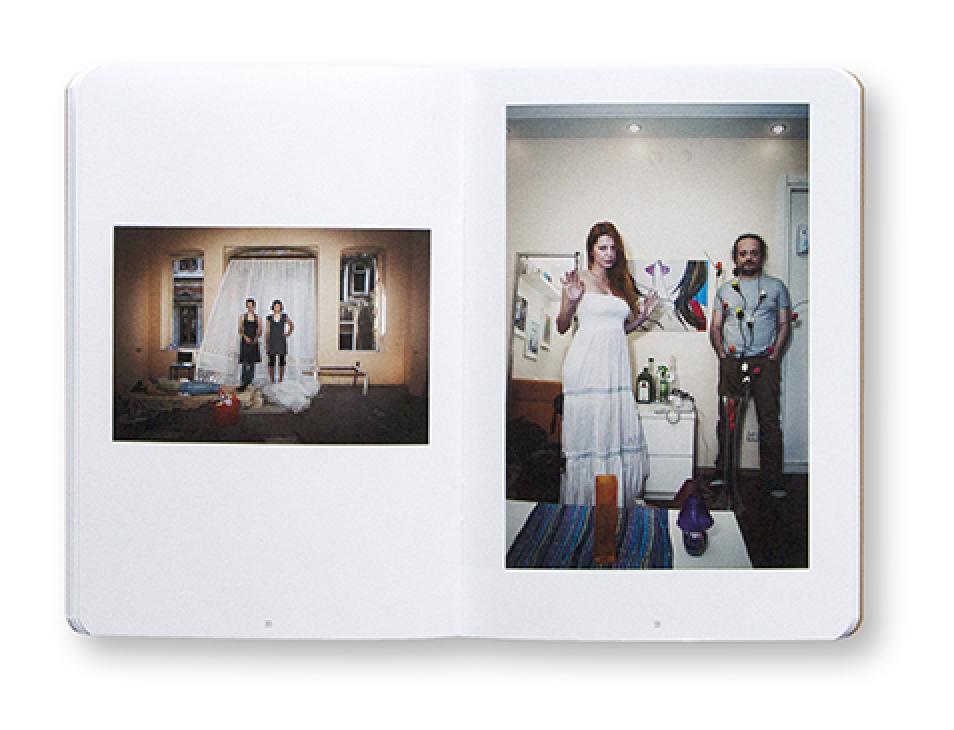 Femmes d'Istabbul, Luc Choquer, L'Elocoquent, interieur