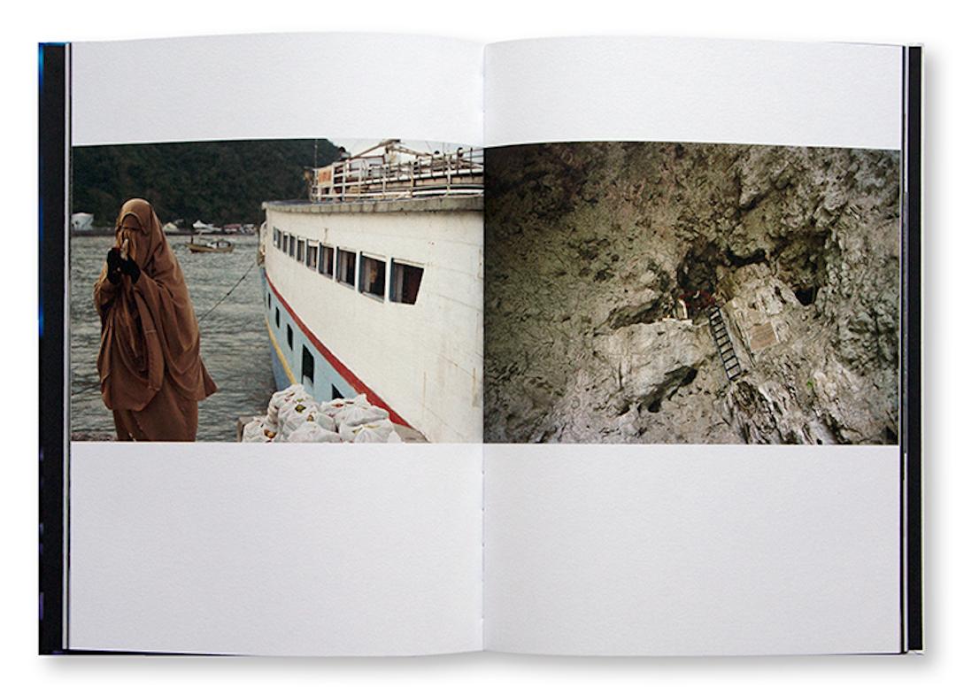 Migrations, Francesca Di Bonito, Editions Witch, mémoire funambules, intérieur