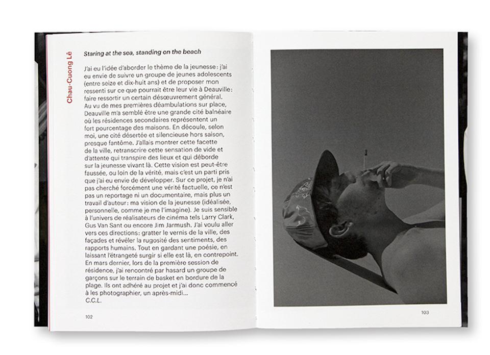 Planche(s) Contact, Festival de résidences photographiques de Deauville, #10 édition 2019, Filigranes Éditions, intrérieur