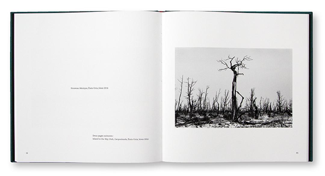 Paysages & Transfiguration, Philippe Ciaparra, k édition, intérieur