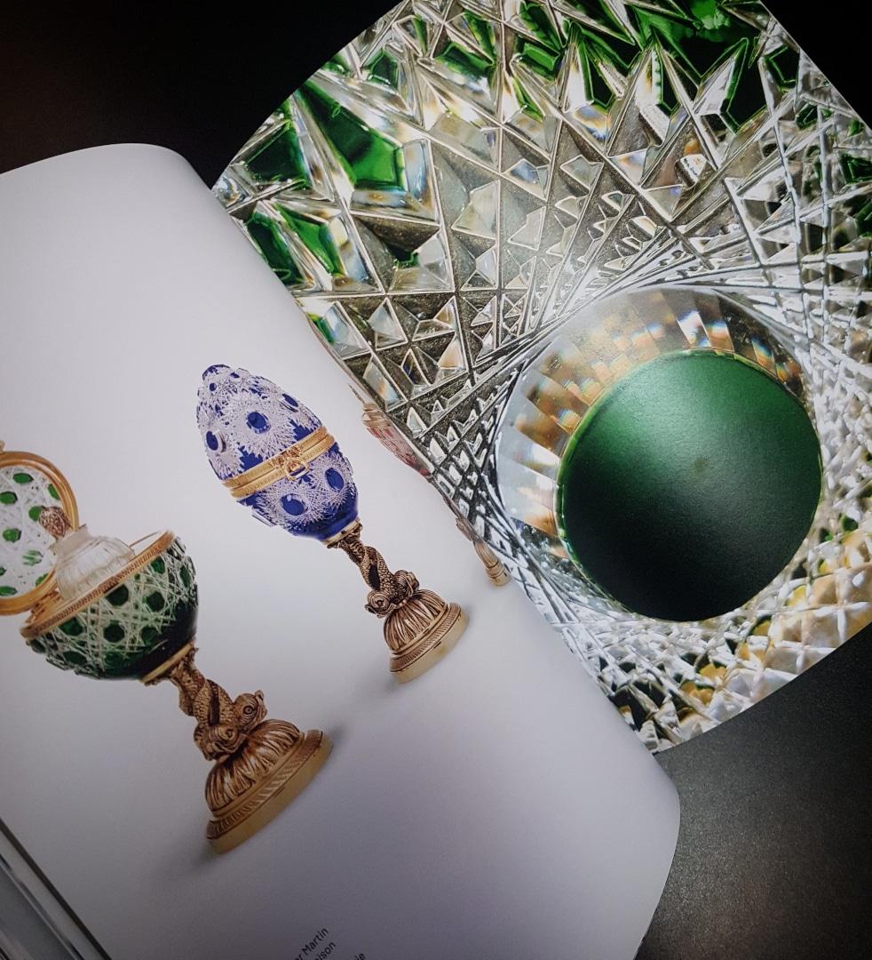 Livre d'entreprise : Cristal Benito, Une histoire de taille... qui continue