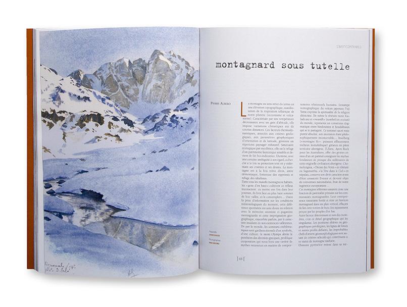 Passe Murailles n°4, 04/2020, éditions de la Maison de la Montagne, Intérieur