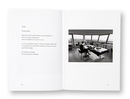 Ouessant, Journal d'une résidence, Maëlle de Coux, Raphaël Auvray, Artfolage, intérieur