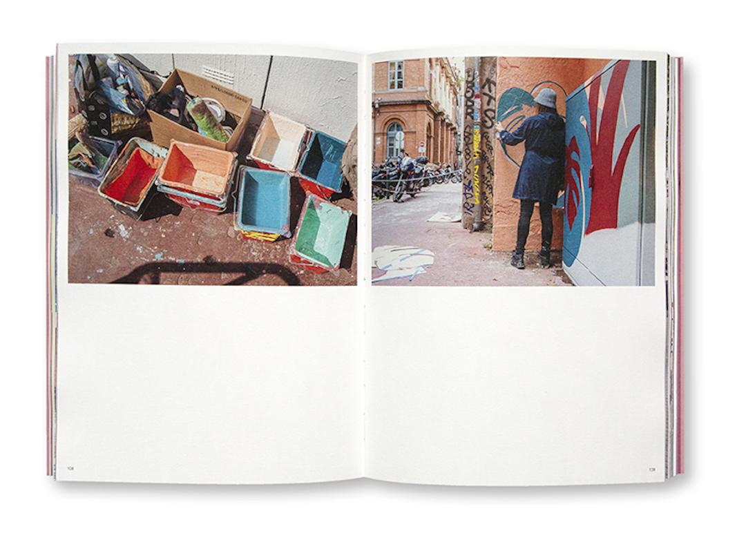 Rose Béton 2019, Catalogue de la biennale, Skira Paris, intérieur