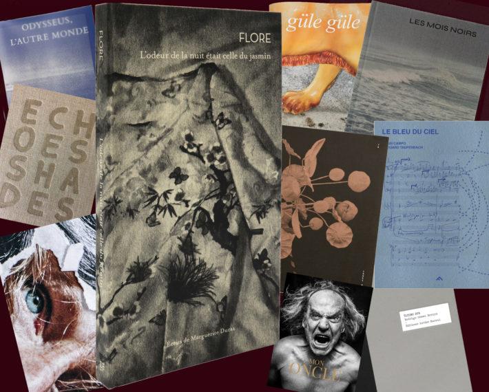 Shortlist 10 livres du Prix Nadar 2020 décerné par Gens d'Images