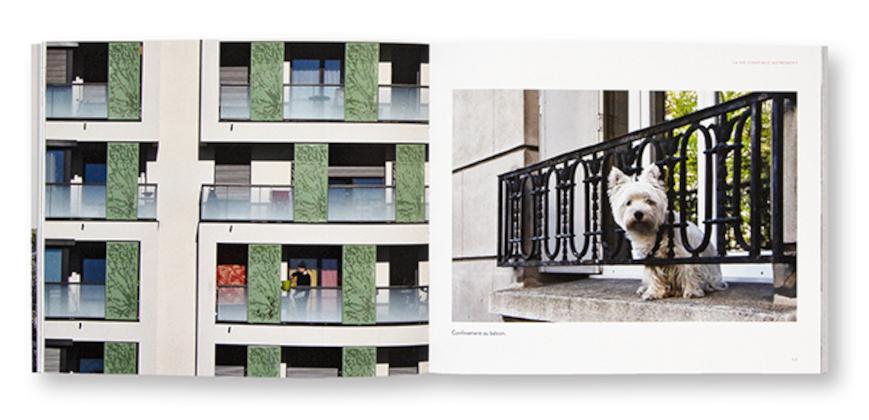 Asnières, le temps suspendu - Une ville inventive et solidaire - Danièle Taulin-Hommell, L'échappée libre, intérieur
