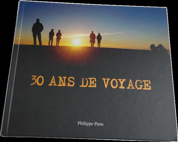30 ans de voyage, Philippe Pons