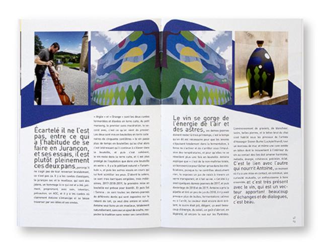 Chassez le nature, carnet n°03, magazine, intérieur