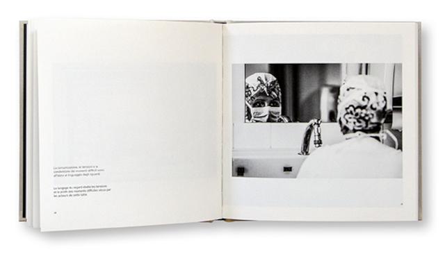 Face à l'invisible, Nicola Vigilanti, auto-édition, intérieur