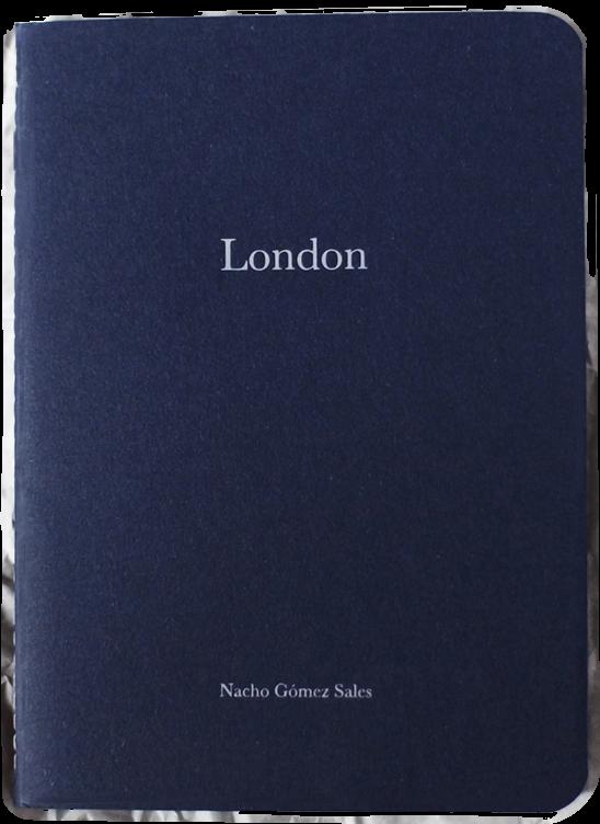 London, Ignacio Gomez Sales, couverture