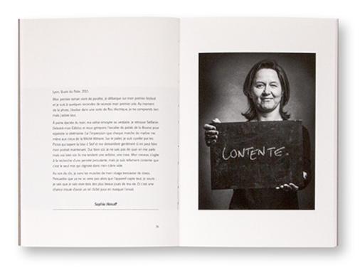 Belles rencontres, Xavier Hacquard, Vincent Loison, éditions La Grange Bâtelière, intérieur