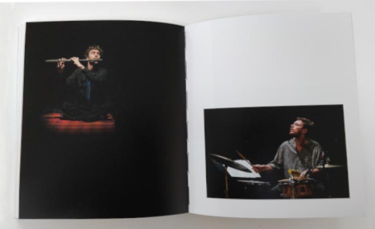 Vers la lumière, Visions du Conservatoire de Paris, Les éditions du Conservatoire, intérieur