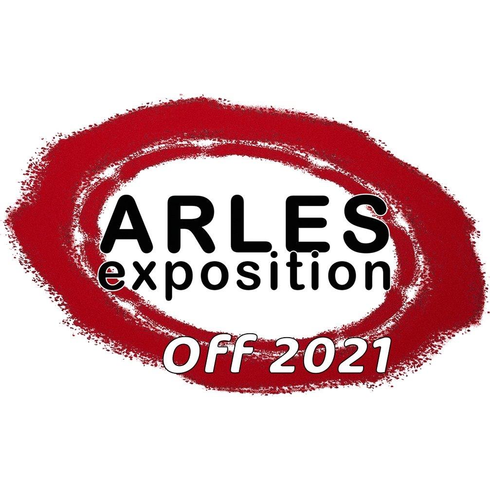 Logo Arles Exposition Off 2021 : Vive la photographie