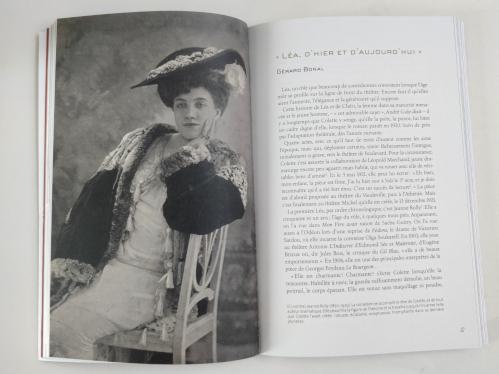 Cahiers Colette N°41, Les amis de Colette, revue, intérieur