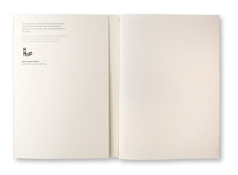 Cartouche 01, éditions imogène, Cécile Granier de Cassagnac, intérieur