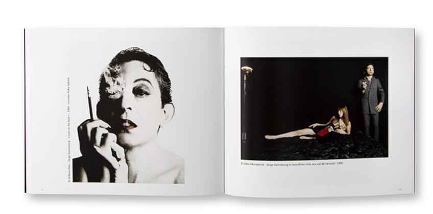 Gainsbourg toujours, 30 ans, Galerie Hegoa Paris, catalogue d'exposition, intérieur