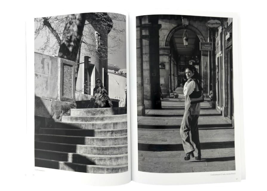 Parisiennes, Dans l'objectif de Nikos Aliagas, exposition Ville de Paris 2021, intérieur