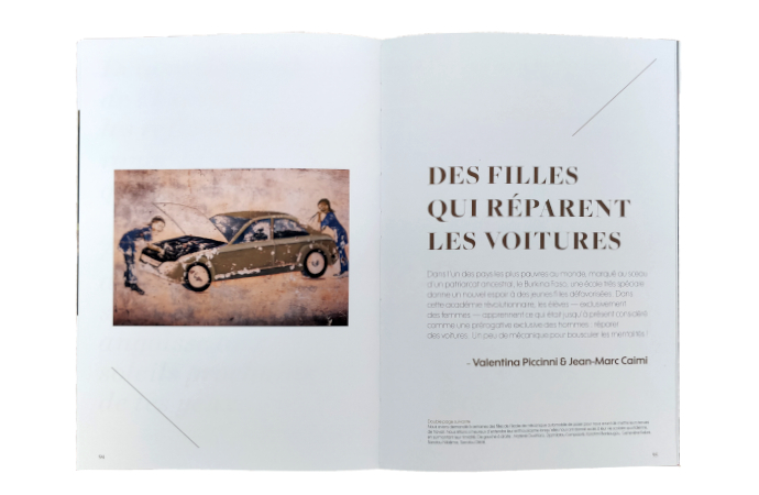 Revue Epic n°2, Printemps 2021n revue photographique, intérieur