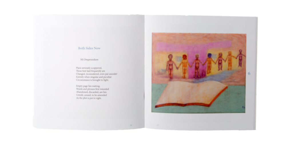 That's just the wayt it is, Didier Bourdon & Robert Rigby, Catalogue, intérieur