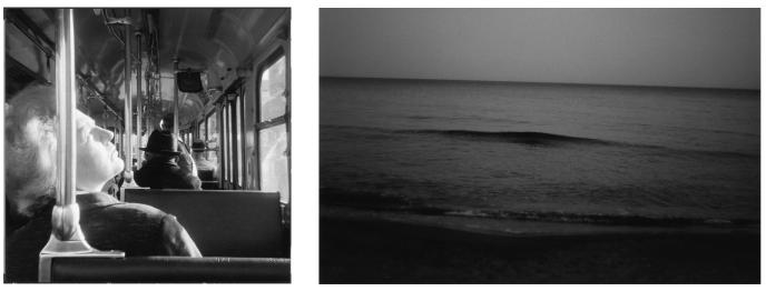 Prix Tirage Collection Florence & Damien Bachelot 2021, catégorie duo, Guillaume Geneste et Bernard Plossu